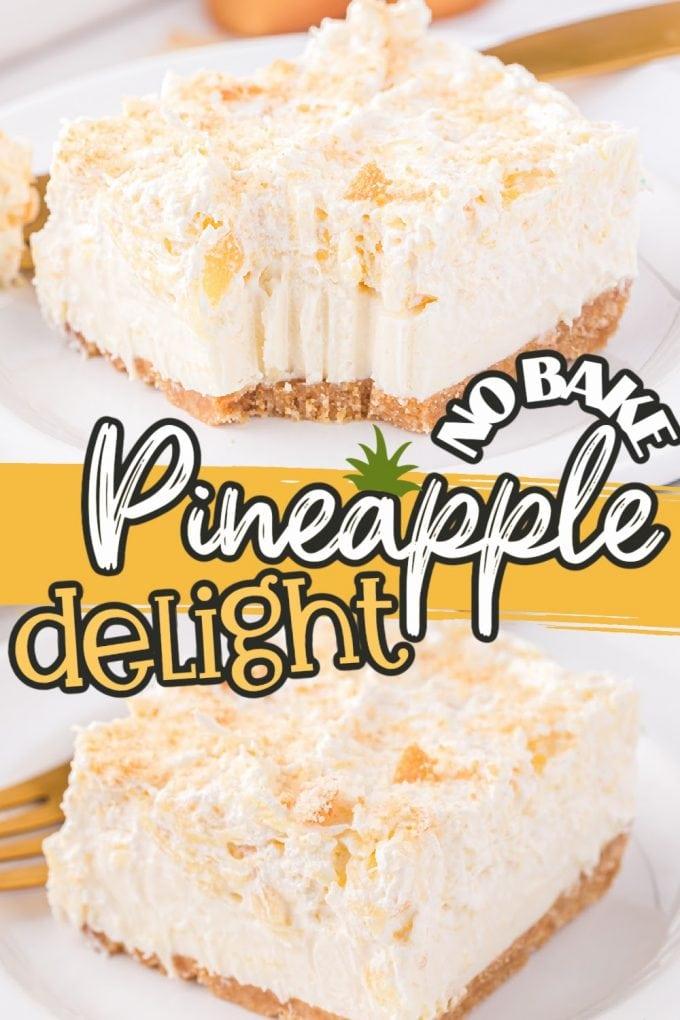 Pineapple Delight pinterest