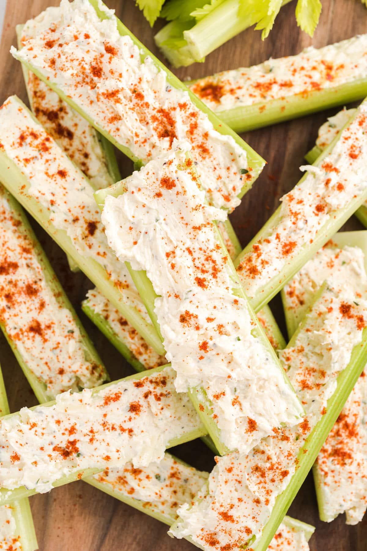 Stuffed Celery hero image