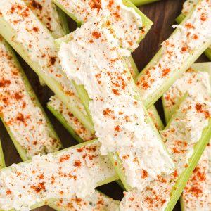 Stuffed Celery feature image