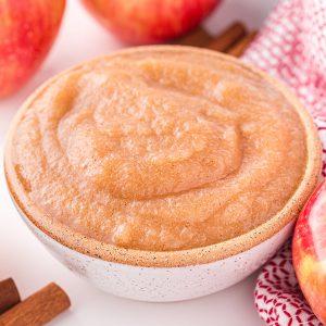 Instant Pot Apple Sauce featured image