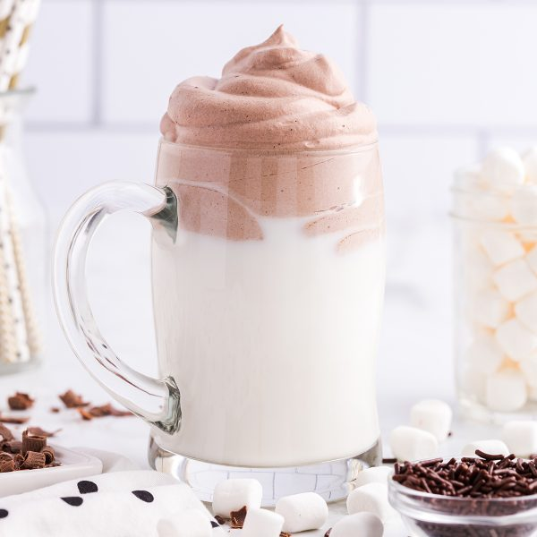 whipped hot chocolate featured image