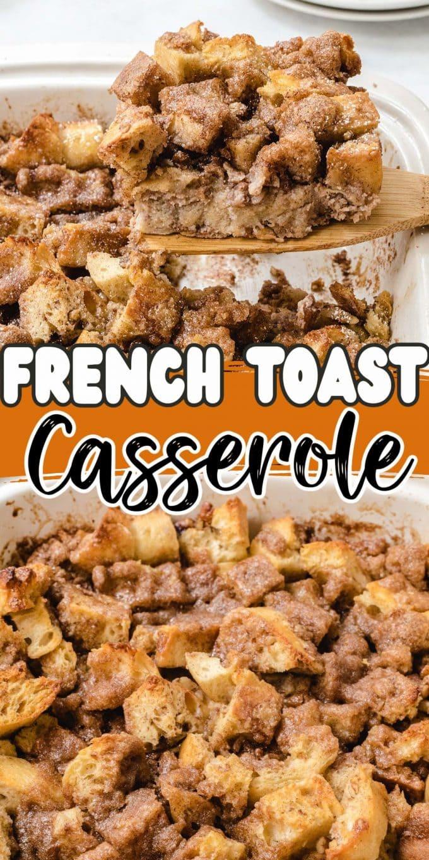 french toast casserole pinterest