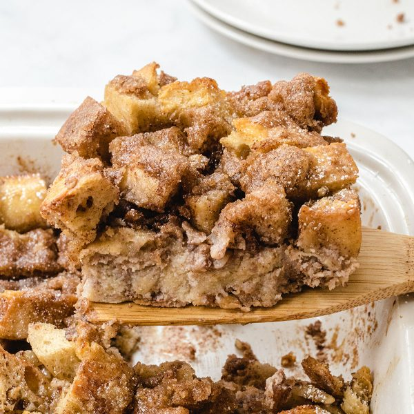 french toast casserole featured image
