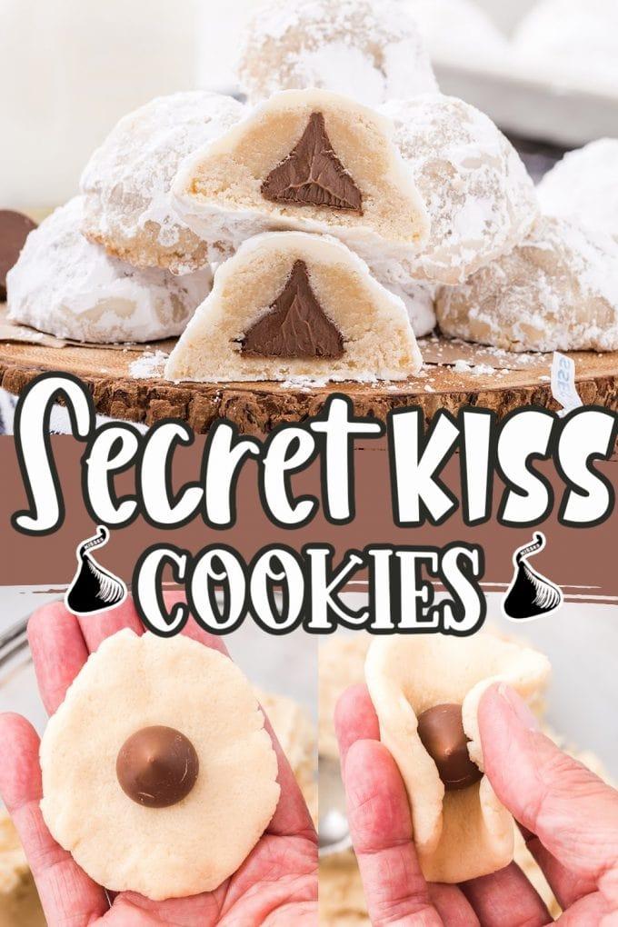 Secret Kiss Cookies Pinterest
