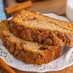 cinnamon quick bread featured image