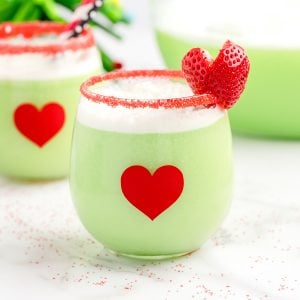 grinch punch featured image