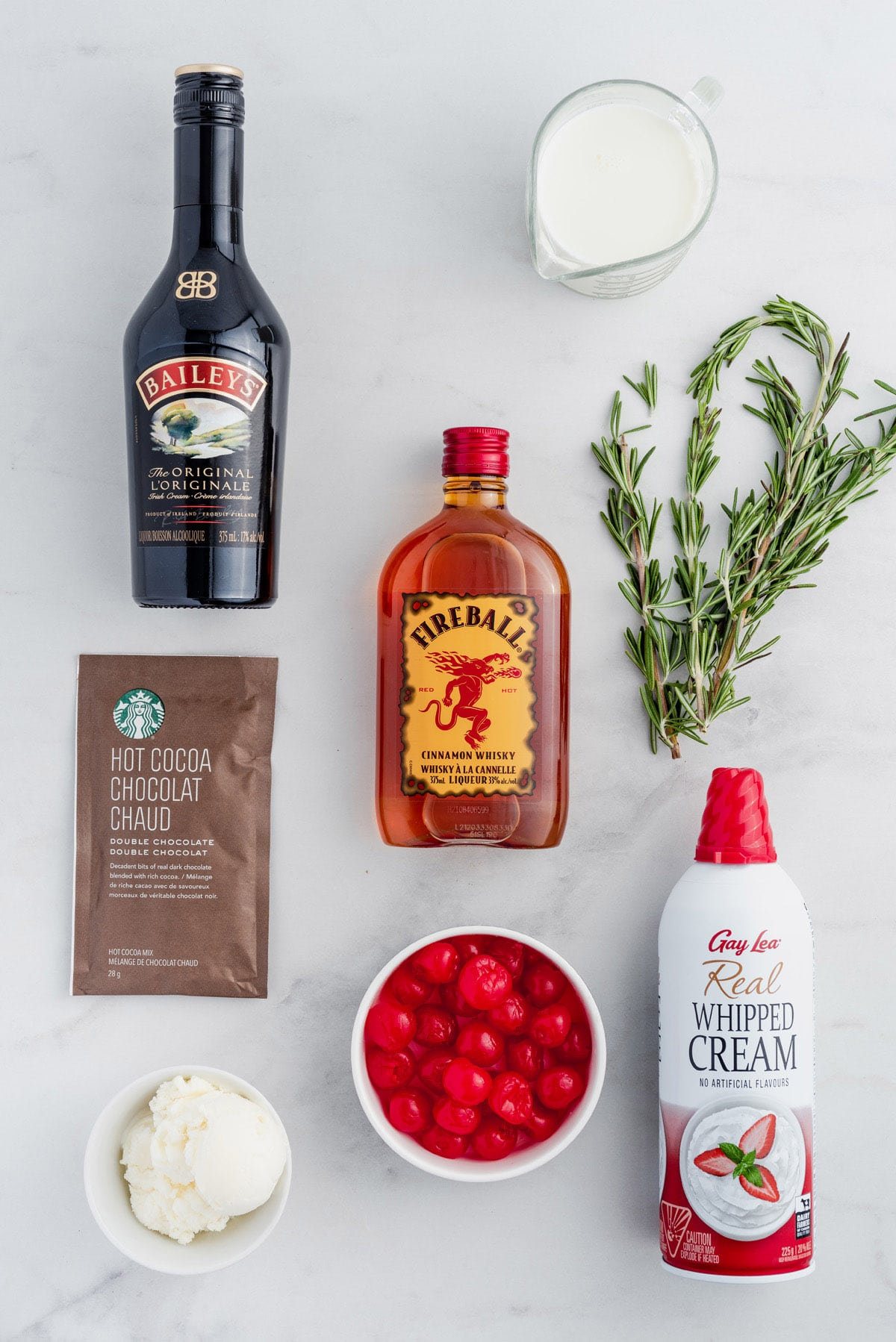 drunken rudolf ingredients